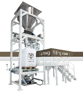 Statec Binder Big-Bag - filling station